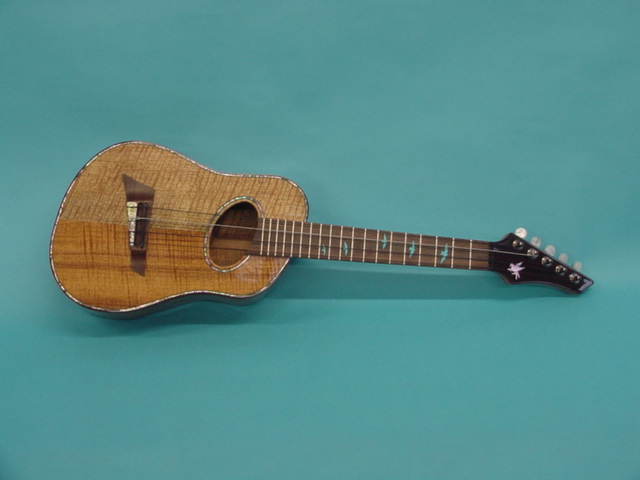 Bob Gleason - Pegasus Ukuleles and Guitars